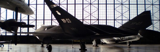 Aircraft Video Profile: YF-23 Black Widow