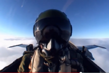 F-18 Training : Formation Flight